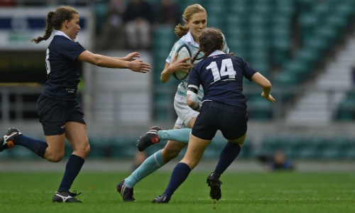 Alice Middleton at Twickenham