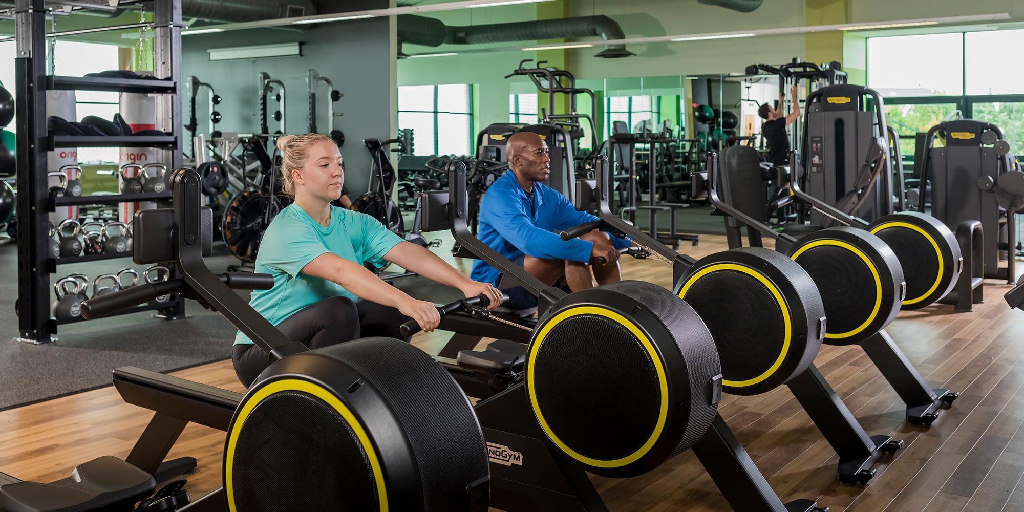 Warwick Fitness & Wellbeing Gym