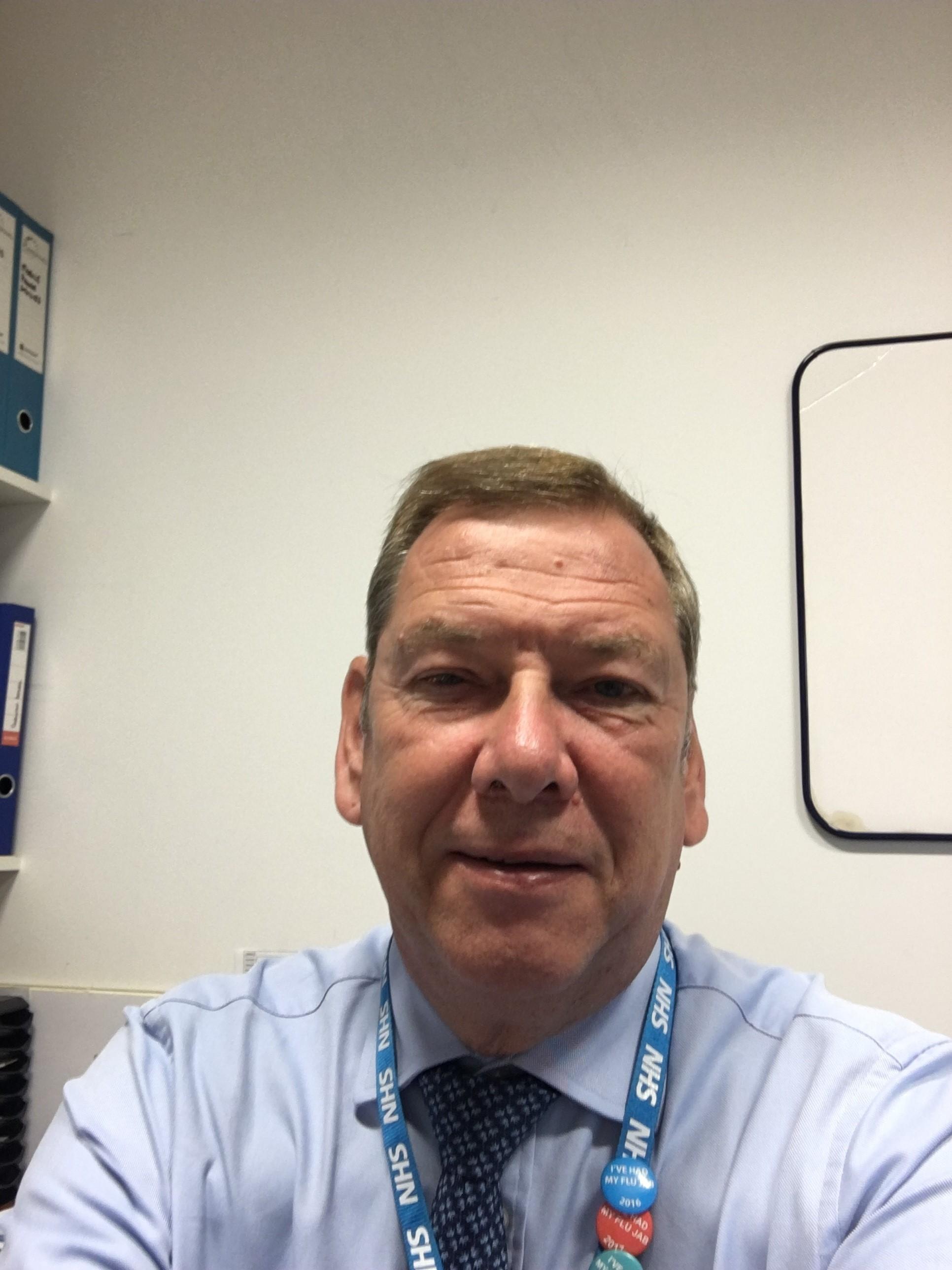 Dr Andrew Weaver