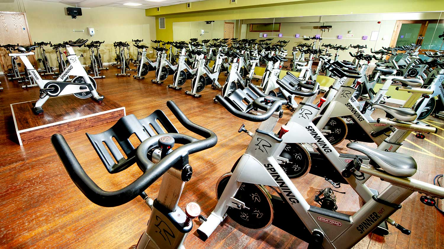 Gym In Cottingley Fitness Amp Wellbeing Nuffield Health