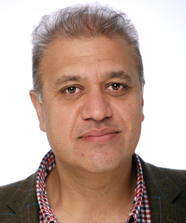 Mr Biral Patel