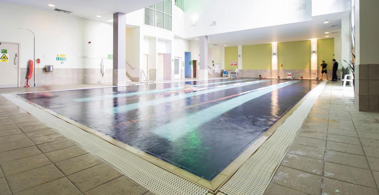 Aberdeen Fitness & Wellbeing Gym - Swimming pool