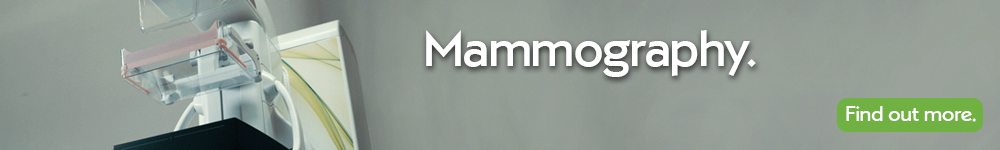 Mammography. Find out more.