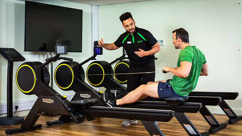 Gym In West Byfleet Fitness Amp Wellbeing Nuffield Health