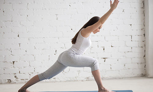Pregnancy fitness - yoga