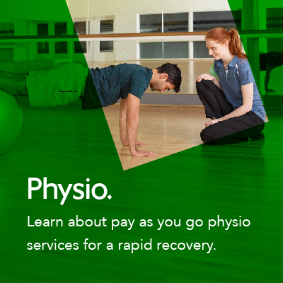Physiotherapy at Nuffield Health