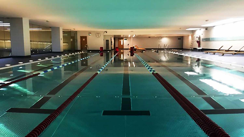 Gym In Edinburgh Centre Omni Centre Eh13au Nuffield Health