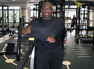 Tremay Personal Trainer in Canary Wharf