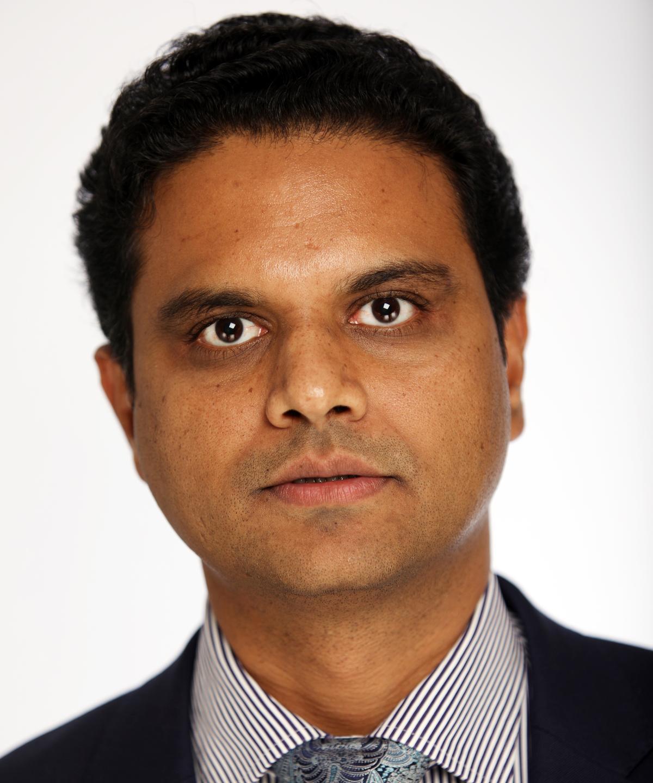 Dr Pushpakaran Munuswamy