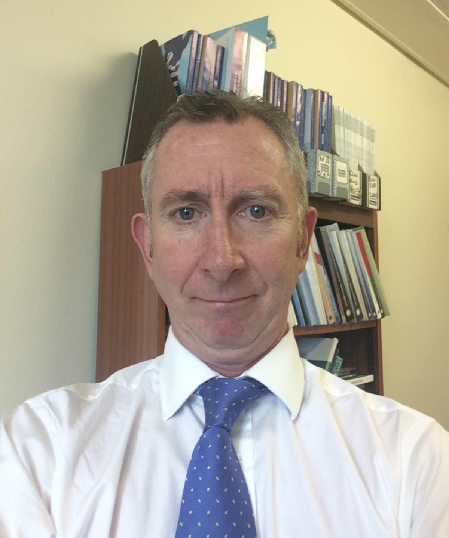 Dr Andrew Bates