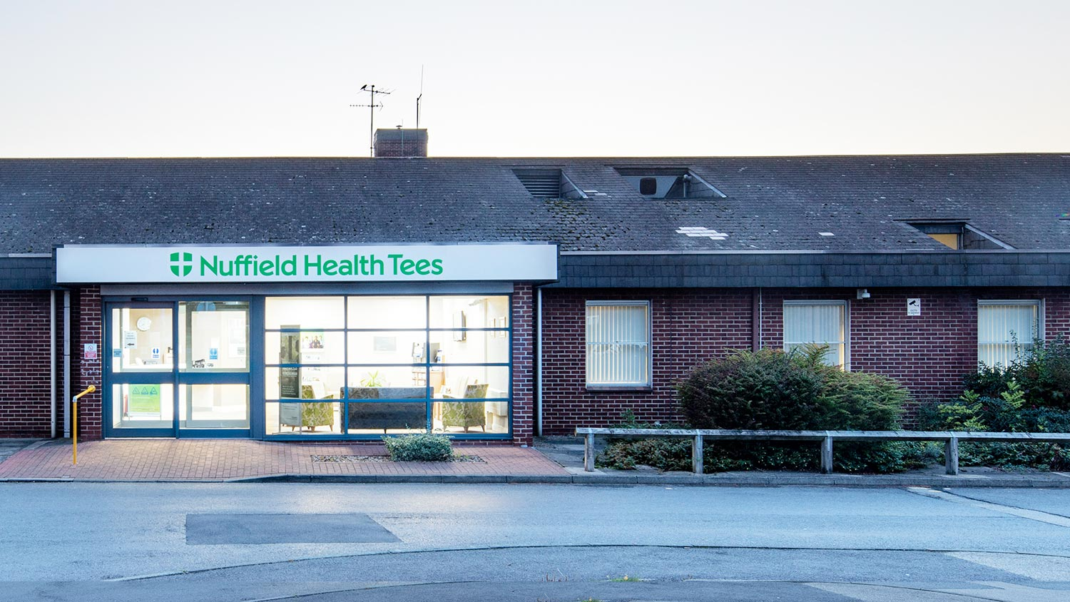 Nuffield Health Tees Hospital, Stockton-on-Tees