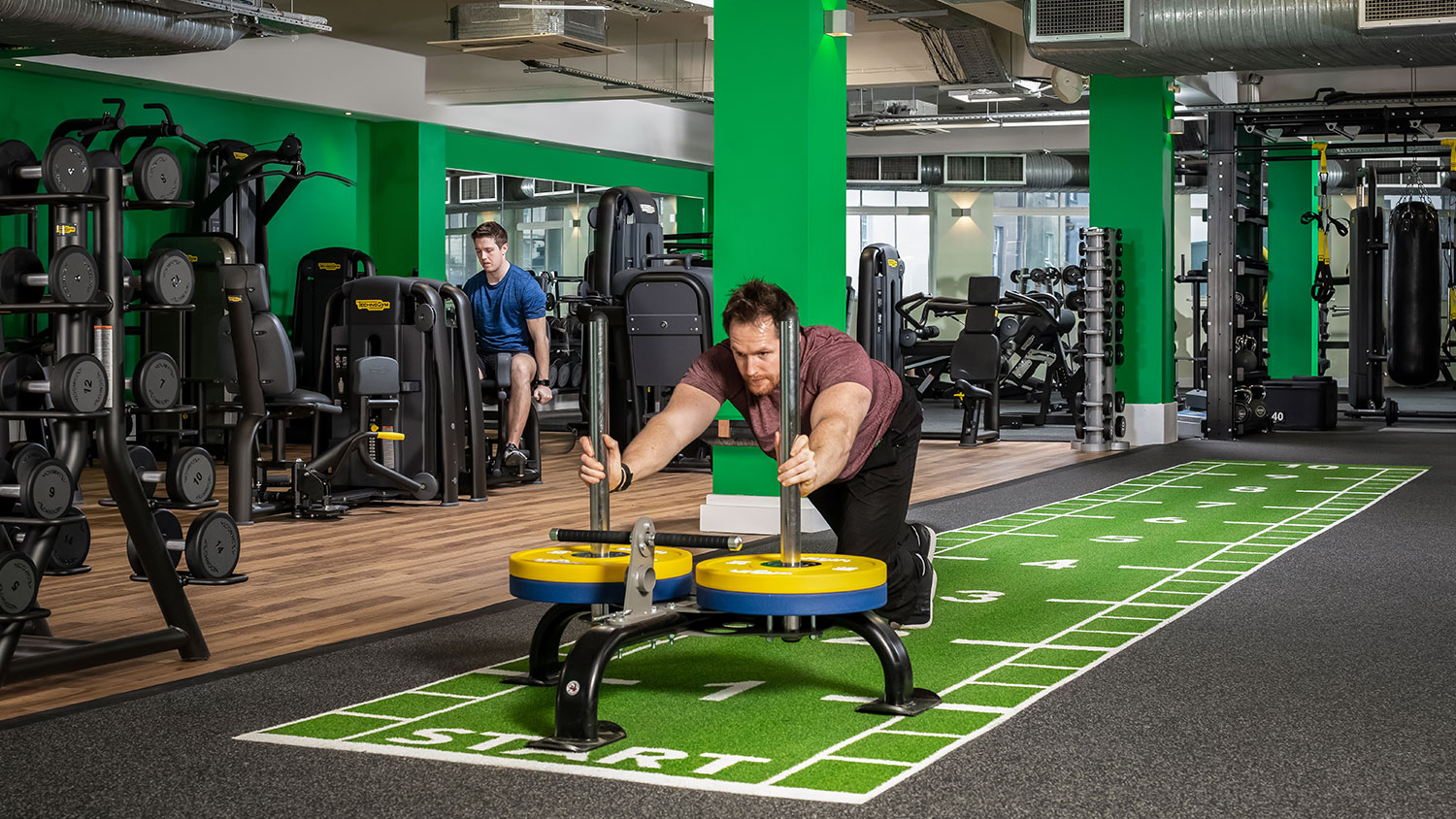 gym in bristol  clifton   fitness  u0026 wellbeing bs81qs