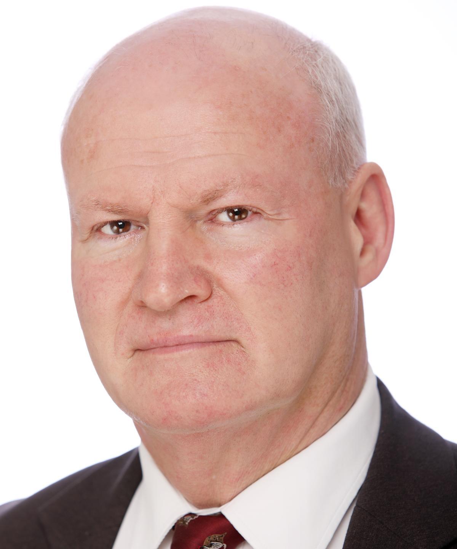 Mr Donald McBride