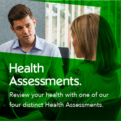 Health Assessments at Nuffield Health